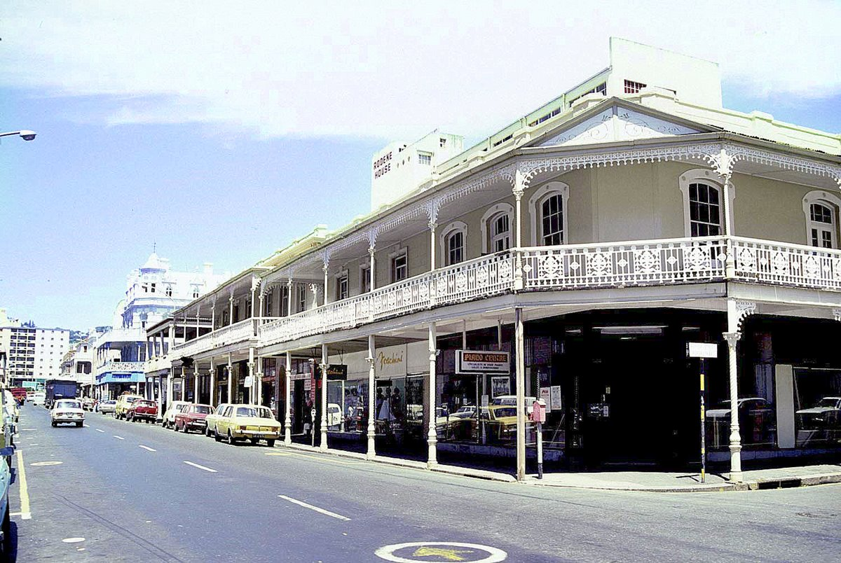 Long Street circa 1977