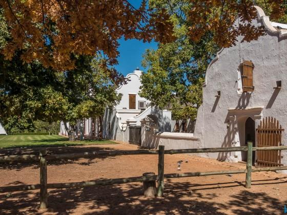 Babylonstoren Wine Estate, Hotel and Garden in Simondium near Stellenbosch