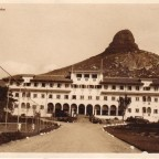 Postkarte Queens Hotel Sea Point 2