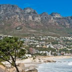 Camps Bay and the Twelve Apostels