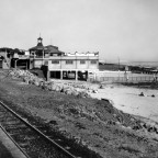 Sea Point Station c1901
