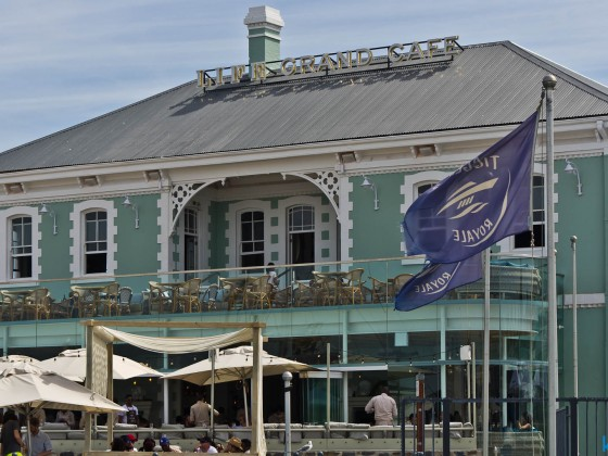 Life Grand Cafe at the V&A Waterfront