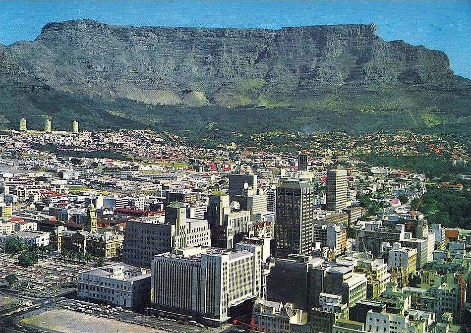 City centre 1975