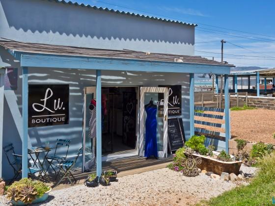 Fashion shop in Kalk Bay