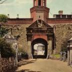 Postkarte Gateway Castle 1914
