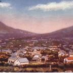 Postkarte Kapstadt von Kloof Nek gelaufen 1904 nach England