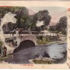 Postkarte Mowbray 1904
