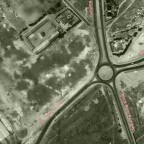 Koeberg Interchange circle c1951