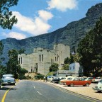 Lower Cableway. 1960's