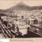 Postkarte Kapstadt 1905