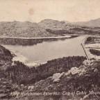 Postkarte Hutchinson Reservoir