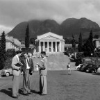 Jameson Hall, UCT 1956