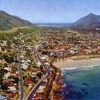 Fish Hoek Panorama 1964