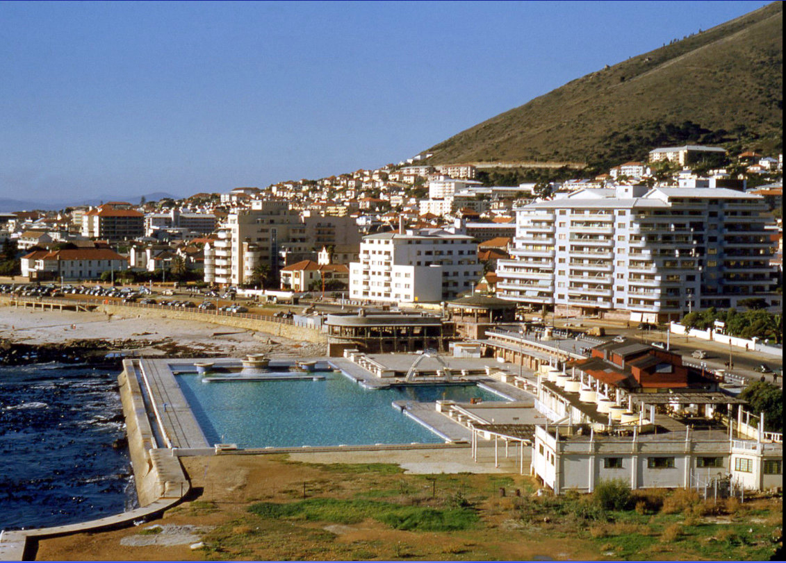 Sea Point Pool, c1958