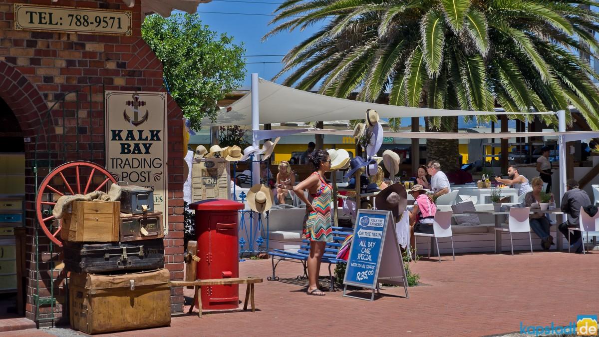 The Trading Post in Kalk Bay