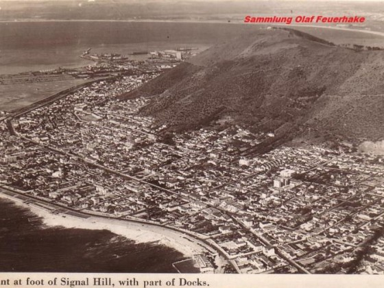 Postkarte Sea Point