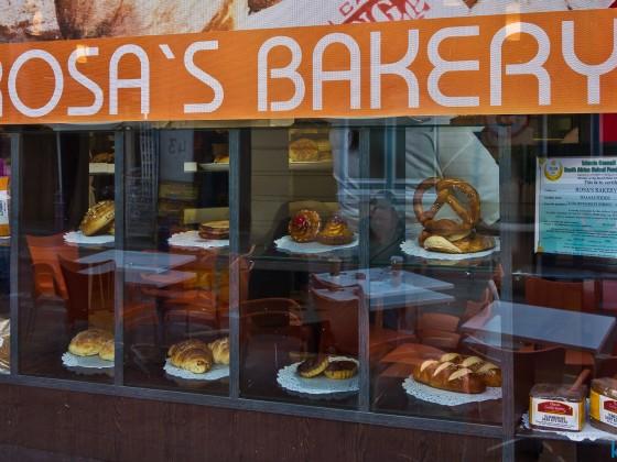 Rosa's Bakery off Loop Street