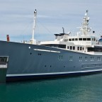 Luxury ship at the V&A Waterfront