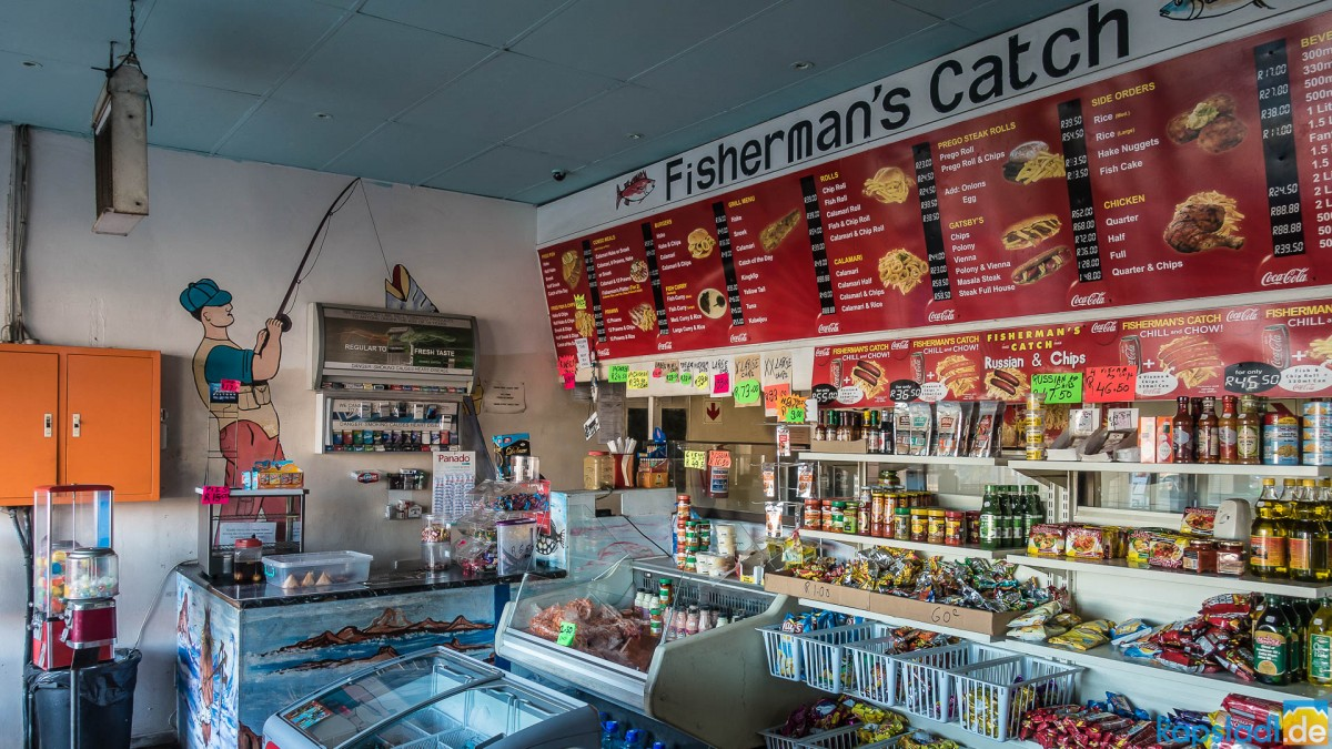 Fisherman's Catch Take Away in Milnerton
