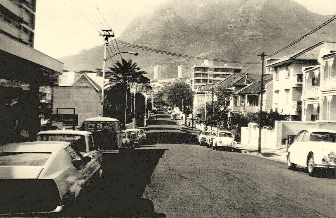 Union street,Gardens Sept. 1974