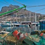 Hout Bay harbour