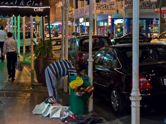 Long Street night life
