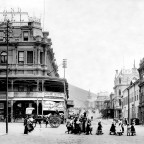 Interscection of Strand & Adderley Streets 1897