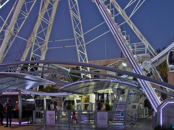 Images from the V&A Waterfront - Big Wheel