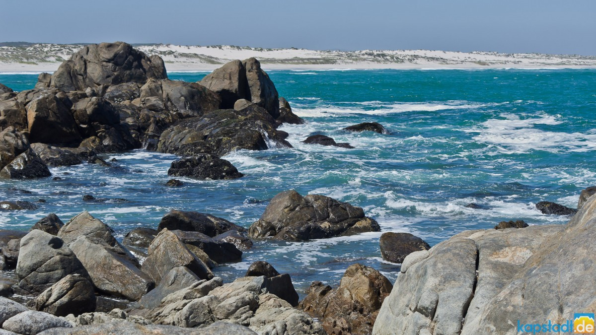 West-Coast-Nationalpark near Langebaan