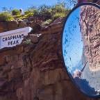 Chapman's Peak Drive near Hout Bay