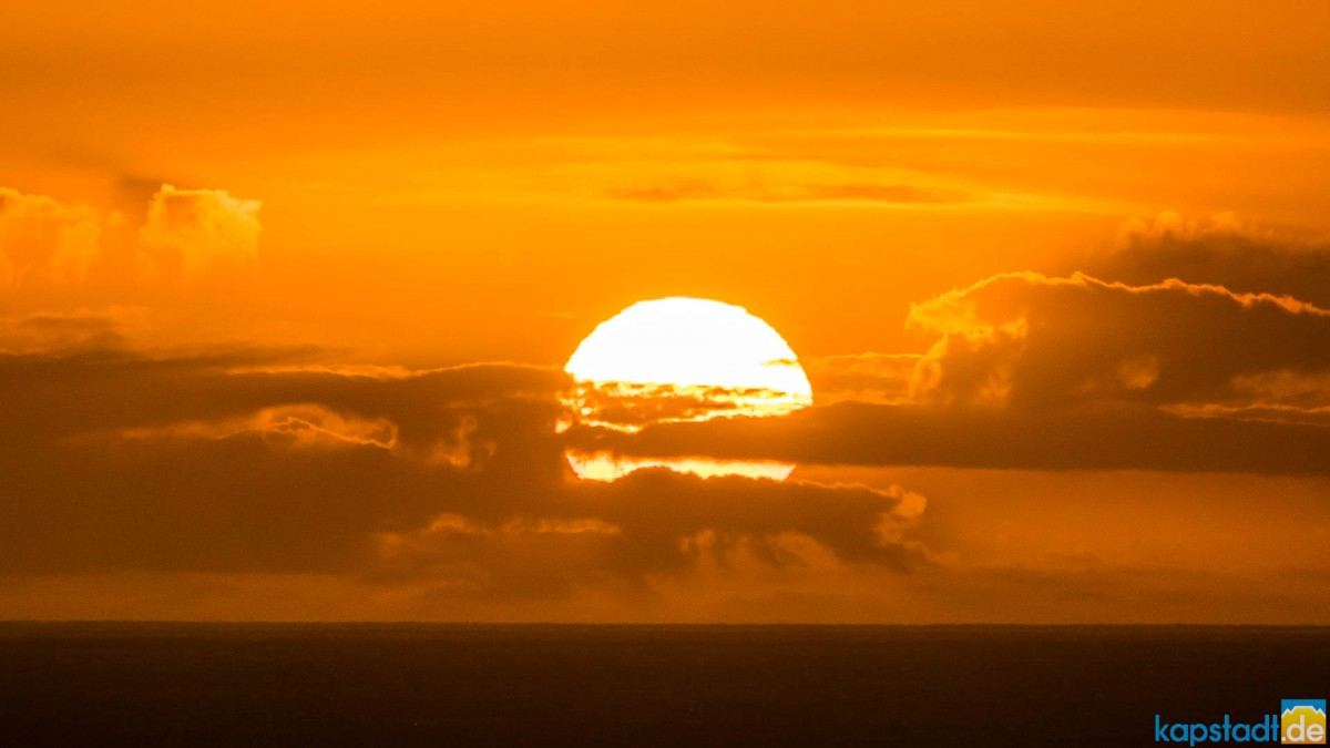 Milnerton sunset
