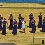 Dancing at the Lagoon of Milnerton