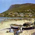 Fish Hoek Beach... 1965