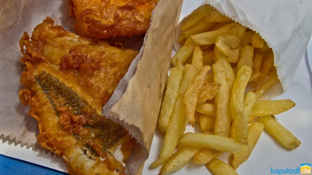 Fish & Chips at Kalky's