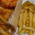 Fish & Chips at Kalky's