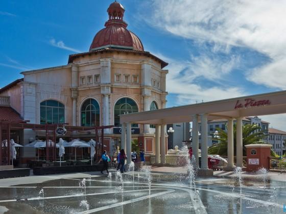 Canal Walk Shopping Mall in Milnerton