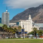 Entrance to the V&A Waterfront
