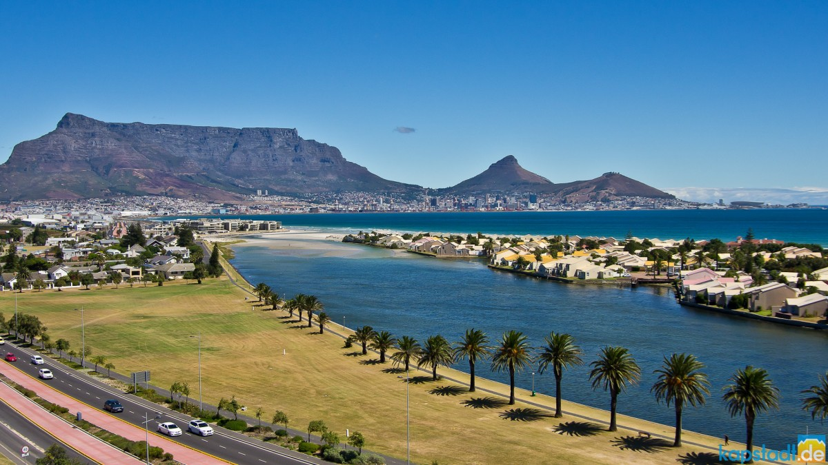 Classic views of Table Mountain