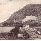 Postkarte Lakeside 1908