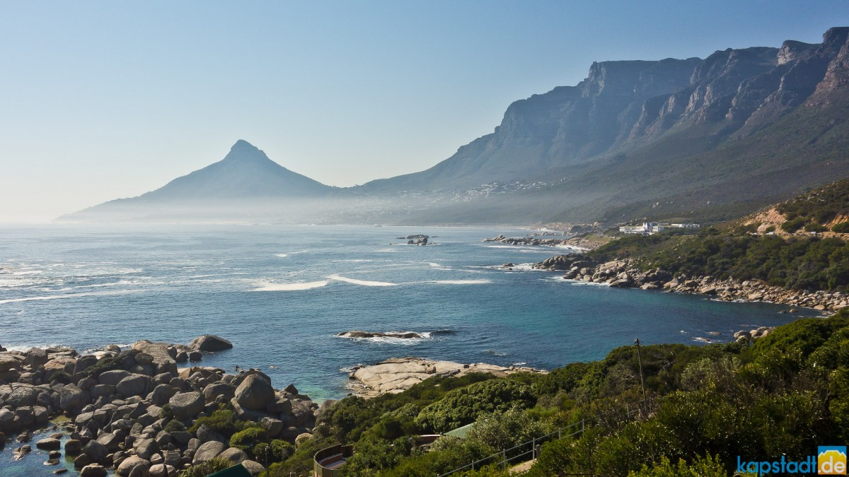 Oudekraal between Camps Bay and Hout Bay