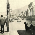Cape Town's first traffic light