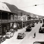 Main Rd. Claremont, 1940's