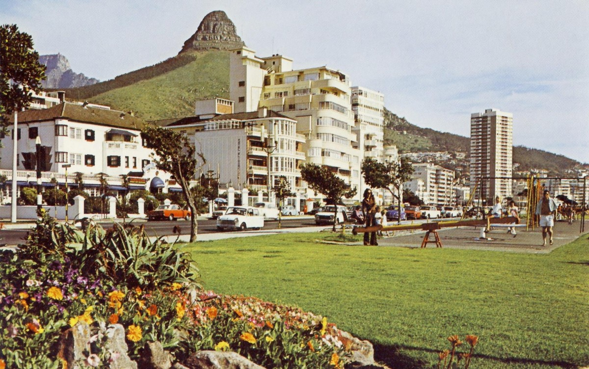 Sea Point, late seventies