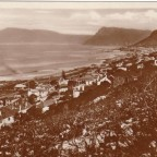 Postkarte Kalk Bay - St James 1935
