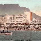 Postkarte Rogge Bay 1905
