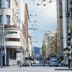 St. George's street, 1955