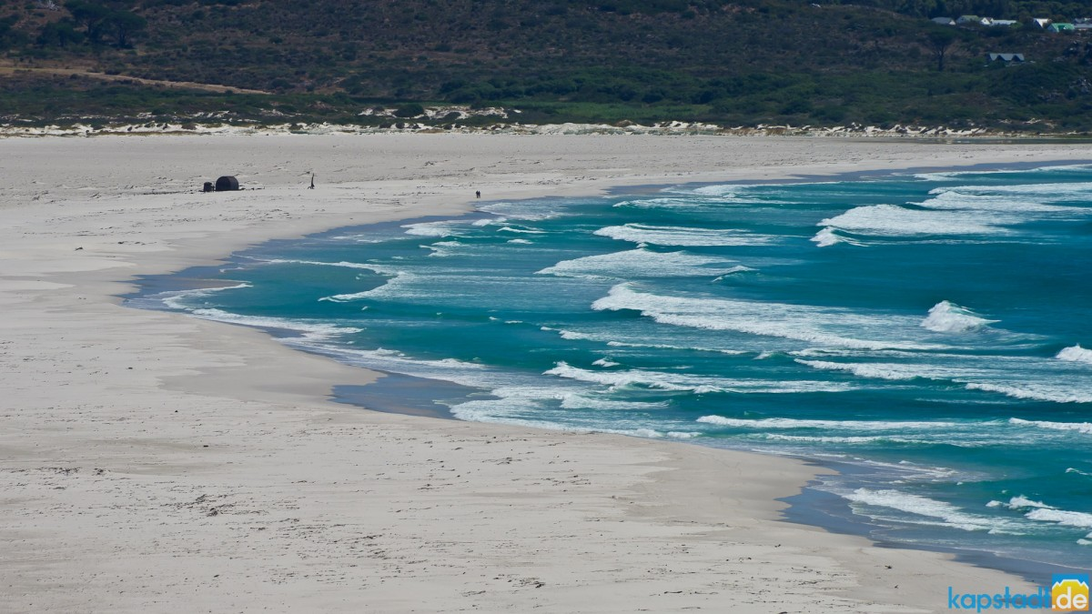 "Endless ""Long Beach"" in Noordhoek / Kommetjie"