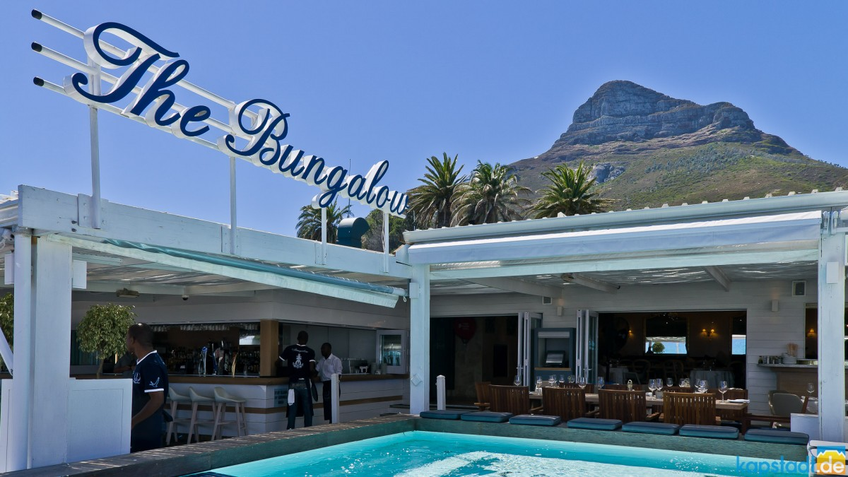 The Bungalow in Clifton