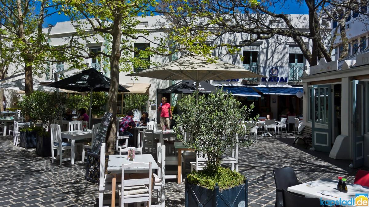 Restaurant in Stellenbosch