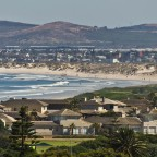 Milnerton Golf Course with Table View in the distance
